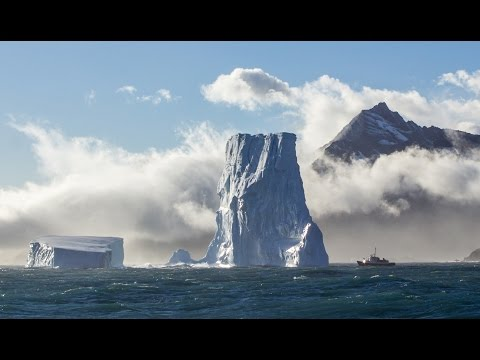 British Antarctic Territory - wildlife and heritage