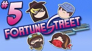 Fortune Street: Goody Gumdrops - PART 5 - Steam Rolled