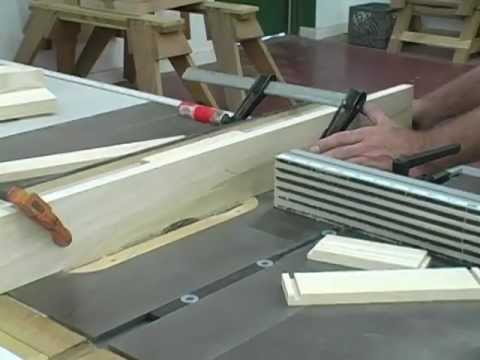 How To Cut A Rabbet Joint With A Router Table