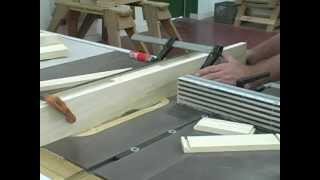 How to Cut a Lock Rabbet Joint