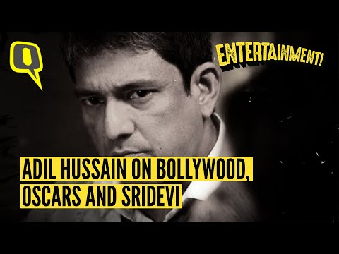 Adil Hussain on Bollywood, Oscars and Sridevi