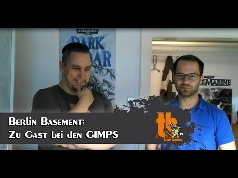 Zu Gast bei den GIMPS (40Kings / White Fairy) Berlin [BB #4]