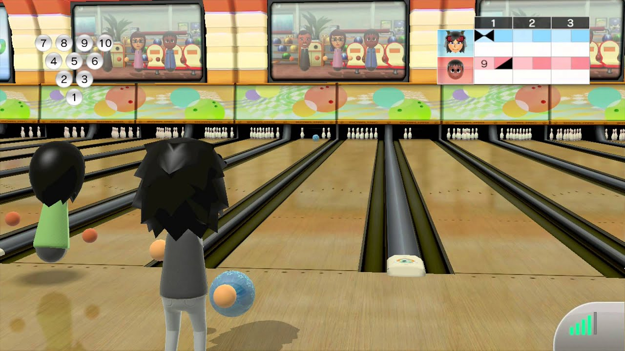 bowling video games online free