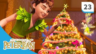 Peter Pan - Season 1 - Episode 23 - Christmas In Neverland - FULL EPISODE