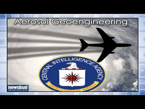 ChemTrails: The CIA & Weather Modification
