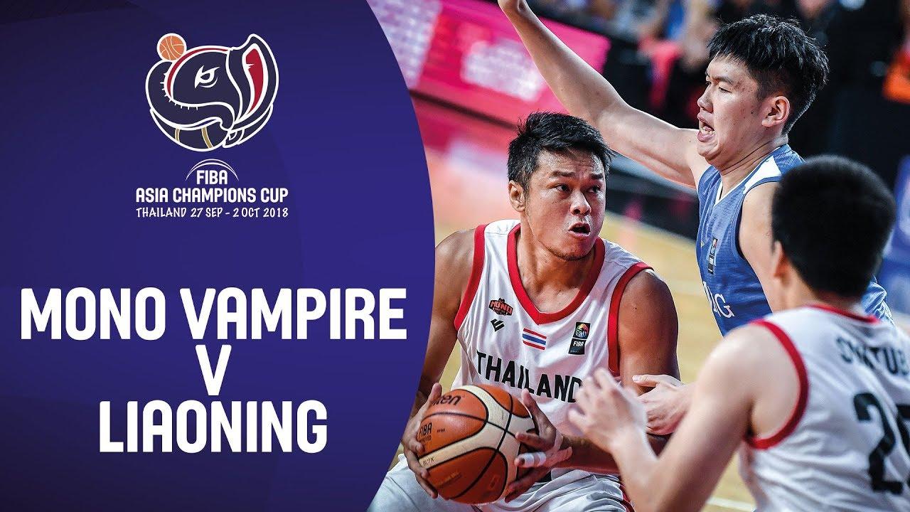Mono Vampire Basketball v Liaoning Flying Leopards - Full Game
