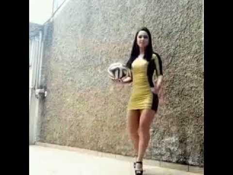 hot girl high heels