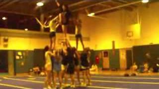 kick twist team pyramid