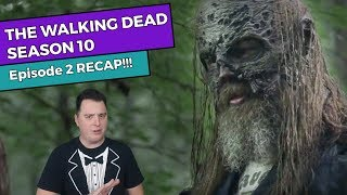 Walking Dead Season 10 Episode 2 Recap