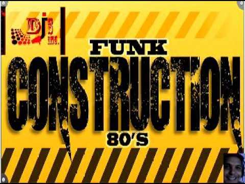 Funk Construction 80's Vol 01 (DJ's INC)