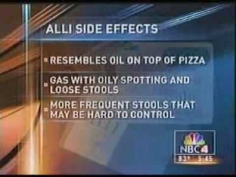 OhioHealth suggests those interested in Alli diet pill go low fat to avoid side effects.