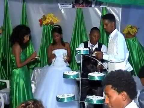 New Eritrean Wedding in Asmara