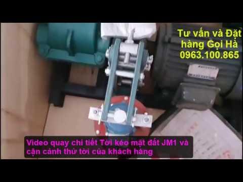 Tời kéo mặt đất 1 tấn KENTO JM1.16 mét /phút chính hãng.Tời kéo Jk1,JM2,JK2,JM3,JK3,JM5,JK5 giá rẻ