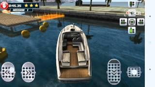 3D Boat Parking Ship simulator android app приложения и игры