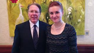 Russia tells US to release alleged spy Maria Butina after 'fabricated charges'