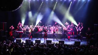 Red Hot Chilli Pipers at the O2 ABC in Glasgow