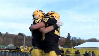 Iron Mountain def. TC St. Francis, 21-7, to capture regional title