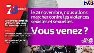7/8 Le débat. Le combat contre les violences faites aux femmes se poursuit