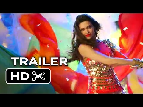 Happy New Year Official Trailer 1 (2014) - Bollywood Movie HD