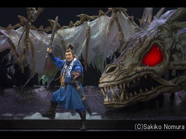 市川染五郎、中村勘九郎、中村七之助ら出演!映画『シネマ歌舞伎 歌舞伎NEXT 阿弖流為〈アテルイ〉』予告編パート1