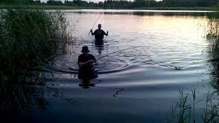 Рыбалка Лето Волшебный воблер ( ссылка в описании )