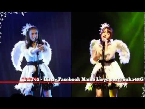 JKT48 - Bird - Facebook Name Liryc Ver