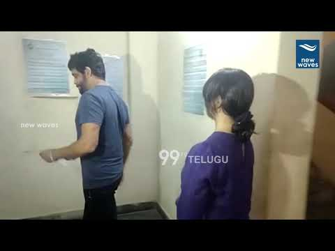 Exclusive Video : Akkineni Nagarjuna and Amala Cast Their Votes | New Waves