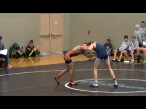 Pueblo West team duels 12-9-17 pin but time ran out