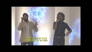 JOSH INDIAN BAND LIVE IN USA.wmv
