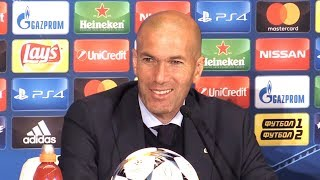 Real Madrid 3-1 Liverpool - Zinedine Zidane Full Post Match Press Conference -Champions League Final