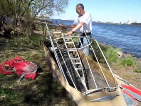 Кортик современный экспедиционный морской каяк для широкого круга любителей активного. Существует в 2 вариантах: разборном и неразборном.