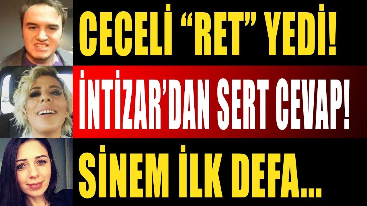 Mustafa Ceceli Ret Yedi! İntizar Günler Sonra Sessizliğini Bozdu! Sinem Gedik ise...? #1