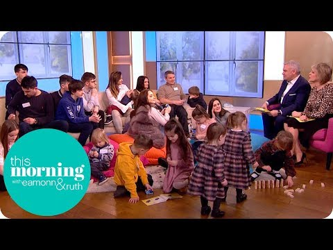 Britain's Biggest Family Welcomes Their 20th Child! | This Morning