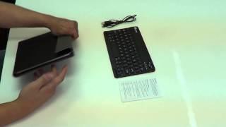 fintie ipad 4 3 2 bluetooth keyboard blade x1 case
