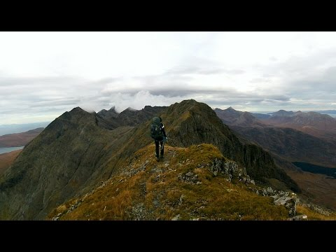 Climbing the Cuillin Ridge - October 2016