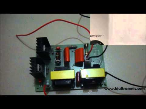50w 220v Ultrasonic Generator Circuit
