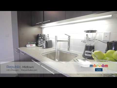 Mary-am Suites Furnished Apartments in Toronto Midtown - Republic Condo