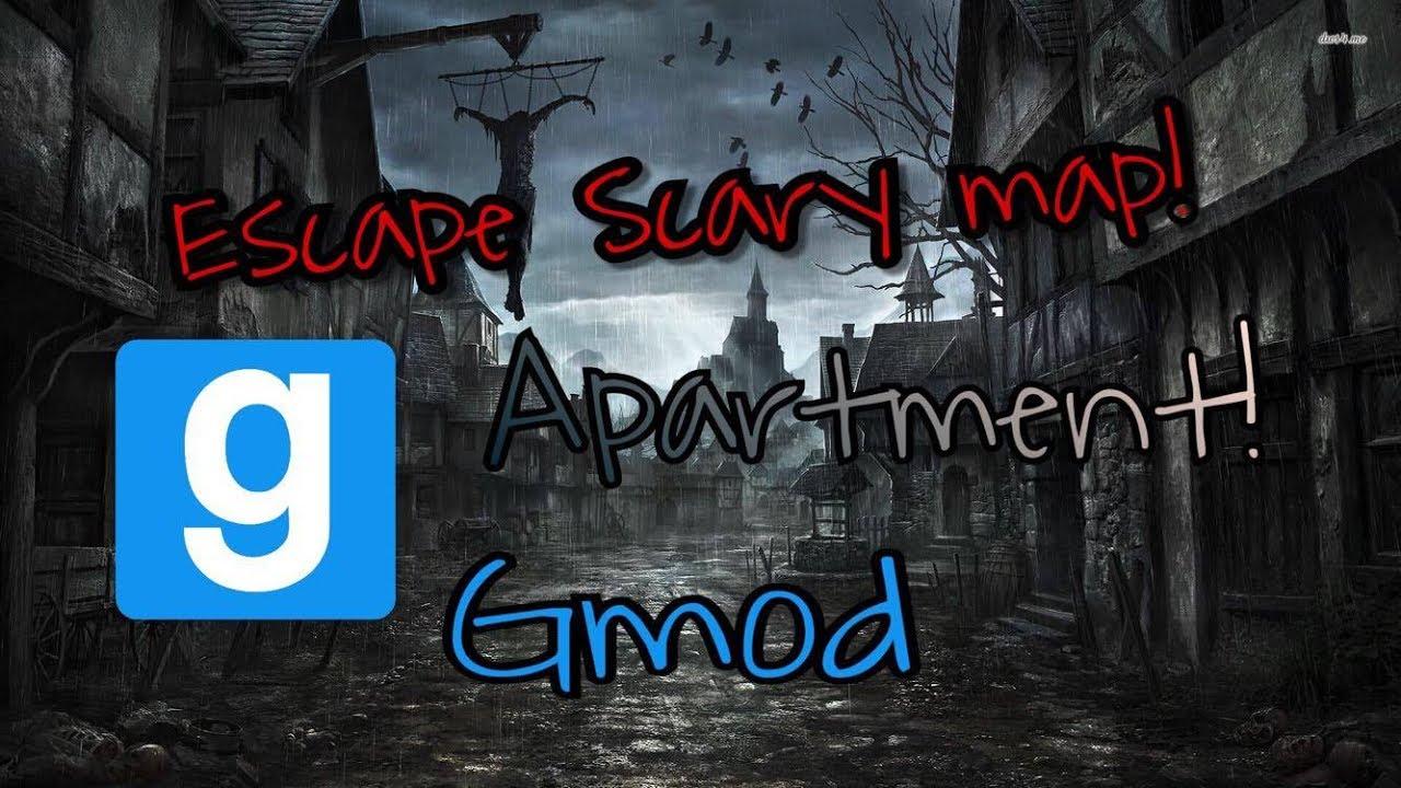 Gmod Escape The Apartment Horror Map