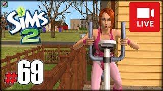 """[Archiwum] Live - Przygody Rudej Gejszy (The Sims 2) (39) - [3/3] - """"Imprezowy Krowokwiat"""""""