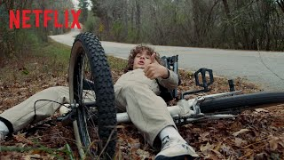 Stranger Things | Bêtisier de la saison 2 | Netflix France