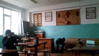 Мой класс на уроке труда. Часть 2