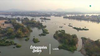 Laos, un voyage différent - Échappées belles