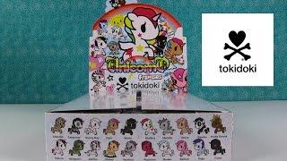 Tokidoki Unicornos Frenzies Opening Toy Review | PSToyReviews