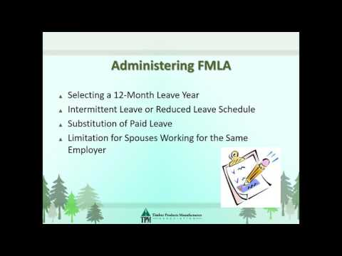 Understanding FMLA   A Guide to the Family Medical Leave Act