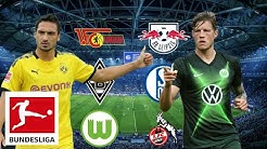 Bundesliga 1 Spieltag Tipps (2019/20)
