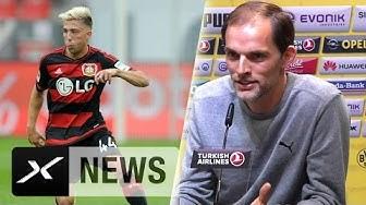"Kevin Kampl bei Bayer top! Thomas Tuchel: ""War mir klar"" | Borussia Dortmund - Bayer Leverkusen"