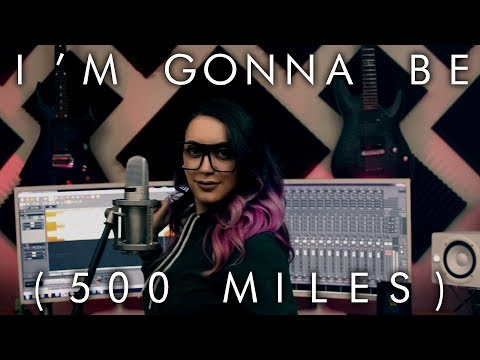 "The Proclaimers - ""I'm Gonna Be (500 Miles)"" (TBT Cover by The Animal In me)"