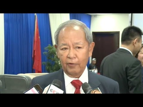 Former Philippine finance secretary talks China's new leadership