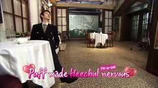yantvwe got married ep04 preview shinee key  arisa suju heechul  puff