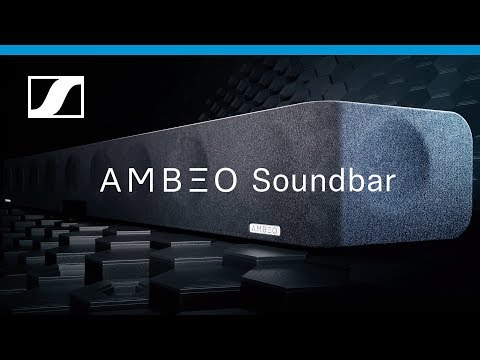 Loa thanh Soundbar Sennheiser AMBEO 2